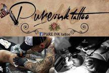 Pure ink work / tattoo life