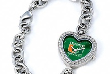 "Miami Jewelry / Wear the ""U"" as a perfect accessory  / by Miami Hurricanes"
