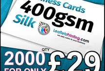 Business Cards Printing Offers