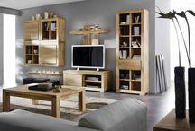 Möbelserie - Max / Modernes Design aus Kernbuche