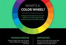 Colours & Palettes