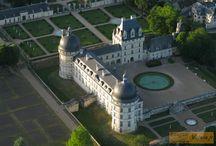 Château de Valençay / Schloss der Familie de Talleyrand-Périgord