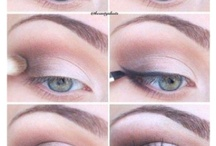 DIY Makeup!  / How to - eye makeup