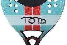 Tom Caruso 2014 / Racchette beach tennis rackets Tom Caruso