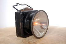 Vintage Flashlight's