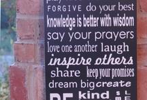 Quotes / by Sarah Sumskas