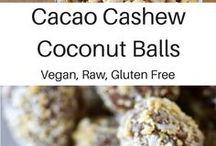 raw vegan balls