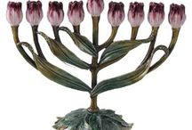 Menorah II / by Hands of Hope Needlework