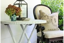 Front porch decor / by Ashley Jordan