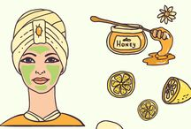 Healthy skin masks