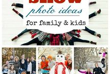 Snow Photos / snow photos / photos in the snow / snow photography / camera protection / photographing kids in the snow