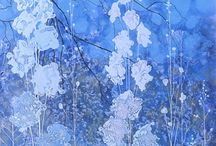 Blue - My Favourite Colour / by Sheryle Byron