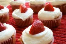 cupcakes å ainna mat :)