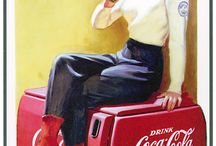 Coca-Cola / by Teresa Pannell