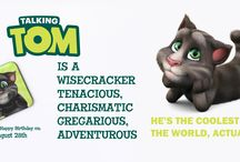 Talking Tom and Friends / Outfit 7 LTD partners with Dream Theatre for Licensing in India.