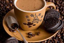 Чашечка кофе (a cup of coffee)