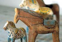 Scandinavian Antiques Inspiration Board
