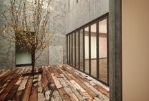 Interiors and innovations / Interesting innovations and interiors...