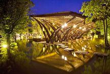The unique architecture of Flamingo Dai Lai resort / The most unique architecture of Flamingo Dai Lai resort.