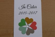 In Color 2015-2017 Stampin' Up!