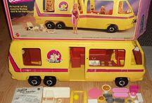 Barbie vintage 70s