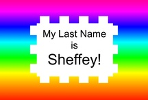 Sheffey Board  / Until I was 12 yrs old, I thought there were only 5 Sheffeys in the world, my parents, grandmother and two brothers. It wasn't until I opened a phone book that I saw other Sheffeys. Facebook has helped connect me to other family members and now Pinterest can help me Pin Sheffey trivia in one place. :-)