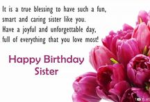 Birthday Wishes / Birthday Wishes, Quotes and Images