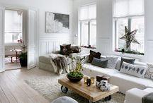 Klassischer Wohnstil mit natürlicher und moderner Note