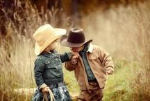 Lil Buckaroos  / Cowgirls & cowboys