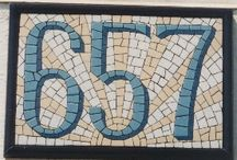 Mosaics numbers