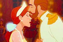 My other fav princess / Anastasia, the Swan Princess and Thumbalina. All beautiful stories!