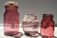 Cranberry Glass / by Sharon Ross