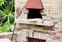 Forni a legna - Wood Oven - Pizza Oven / Un'idea... un suggerimento... e non dimentichiamo che abbiamo una delle sezioni più fornite sull'autocostruzione dei forni a legna http://laconfraternitadellapizza.forumfree.it/?f=11224842 / by La Confraternita della Pizza