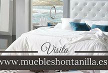 Muebles Hontanilla / #Muebles y #decoración en #Puertollano. Servimos en toda España. Calidad, buen servicio y mejor precio.