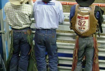 some cowboys and rodeo ;)