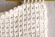 Tunisian crochetet