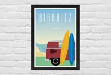 Biarritz / Les endroits que j'aime