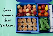 Yummy - Trevor Edition / Toddler food and bento ideas