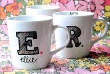 diy super cute mugs