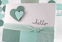 Craft Ideas: Card Layouts / by Pru Beyer