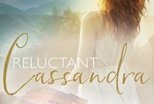 Reluctant Cassandra / #Southernfiction #novel published in June of 2015. Set in the Blue Ridge Mountains of #Virginia, #ReluctantCassandra tells the story of #family, #community, #loss, and #newbeginnings.