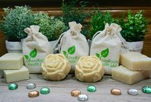 Natural Body Range / Natural chemical free soaps, shampoos and lotions