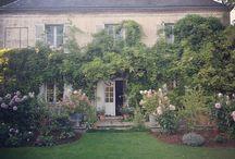 Gardens- Houses