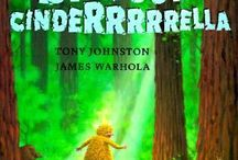 Book Lists - Cinderella