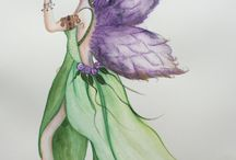 The Wine Fairies / Fun loving fairies with wine.
