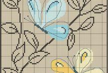 x stitch patterns