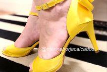 Salto Amarelo Noiva Festa Debutante