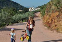 Senderismo y excursiones en la naturaleza con niños / Os damos ideas para hacer senderismo con niños-