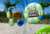 Dubbe Dabbe / Deine einmaligen Glasmarkierer nach Wunsch. www.dubbe-dabbe.com