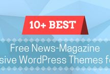 Best Free News-Magazine Theme